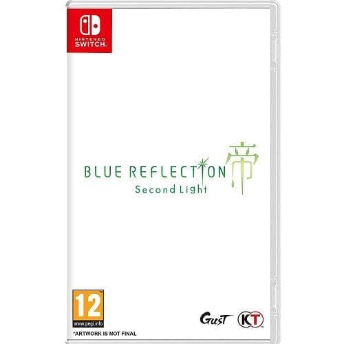BLUE REFLECTION Second Light Nintendo Switch Game